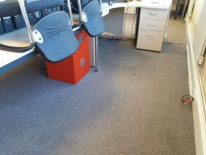Professional commercial carpet cleaners Oxford