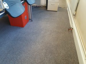 Professional commercial carpet cleaning Oxford