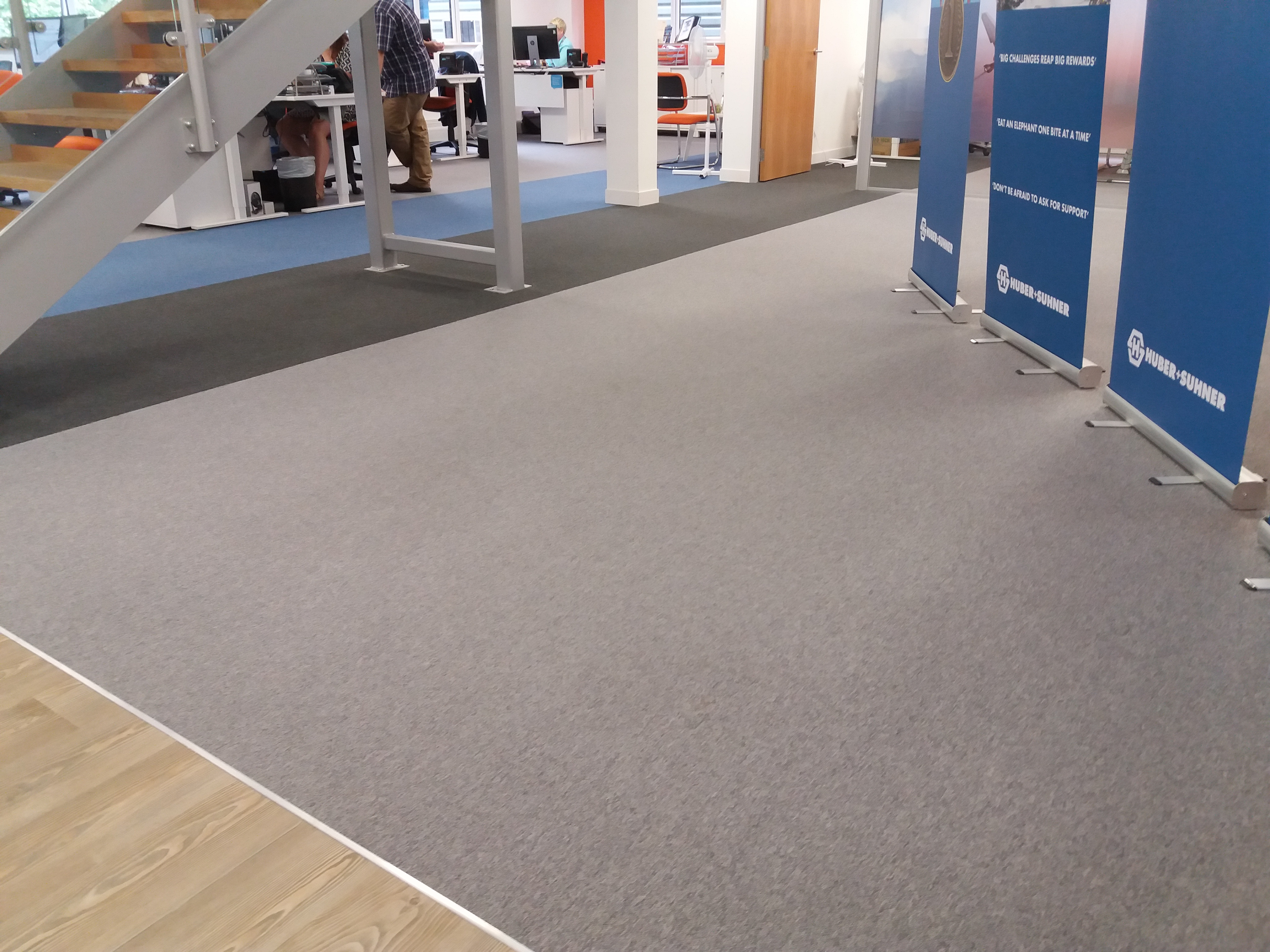 Commercial Office Carpet Cleaning Oxfordshire