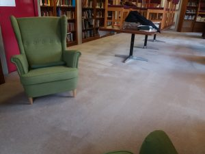 professional university carpet cleaning oxford