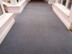 corridor carpet cleaning oxfordshire